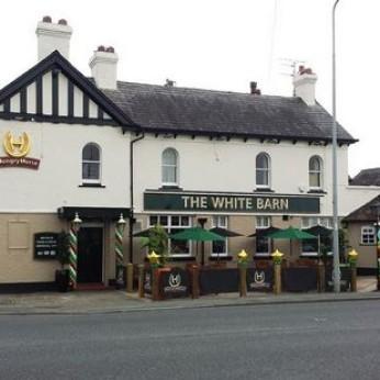 White Barn, Cuddington