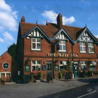 Bull Inn, East Farleigh