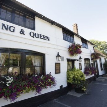 King & Queen, East Malling