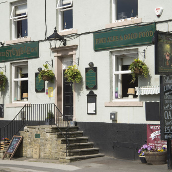 Stumble Inn, Holmbridge