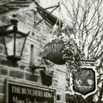 Butchers Arms, Hepworth