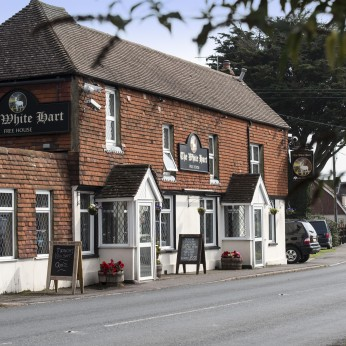 White Hart, Lower Horsebridge