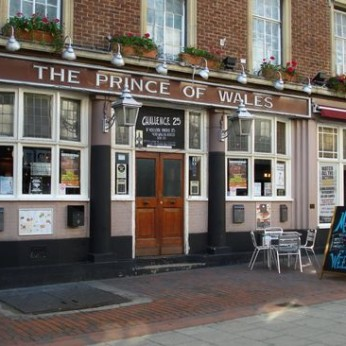 Prince Of Wales, Chatham