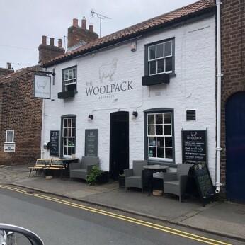 Woolpack, Beverley