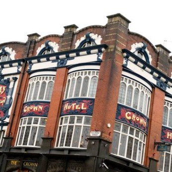 Crown Hotel, Liverpool