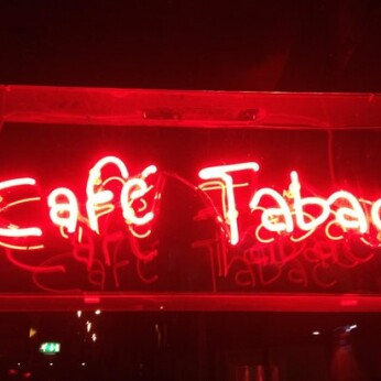 Cafe Tabac, Liverpool