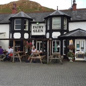 Fairy Glen Hotel, Capelulo
