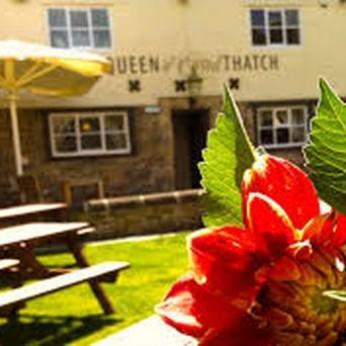 Queen O' T' owd Thatch, South Milford