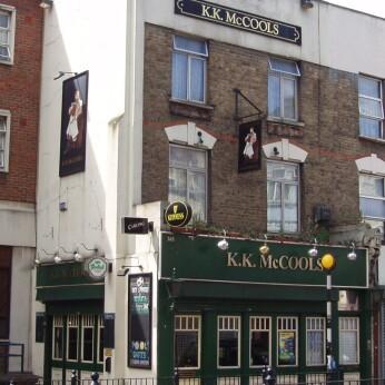 KK Mccools, London N15