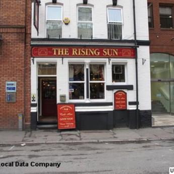 Rising Sun, Manchester
