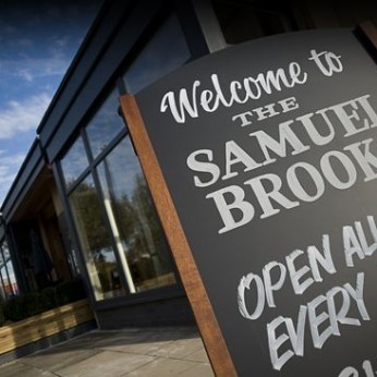 Samuel Brooks, Broadheath