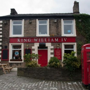 King William IV, Greenfield