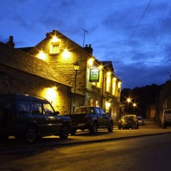 Old Horns Inn, Bradfield