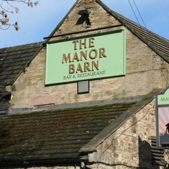 Manor Barn, Kimberworth