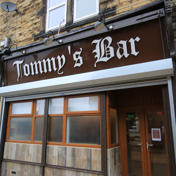 Tommy's Bar, Mexborough