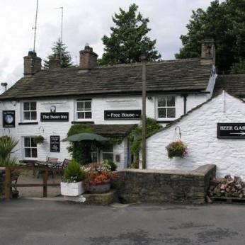 Swan Inn, Kettleshulme