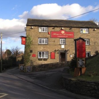 Hare & Hounds, Simmondley