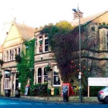 Old Club House, Corbar