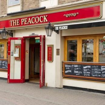 Peacock Inn, Kettering
