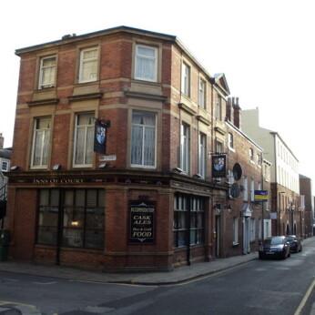 Inns of Court Hotel, Wakefield
