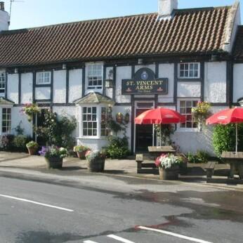 St Vincents Arms, Sutton on Derwent