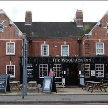 Woolpack, Norwich