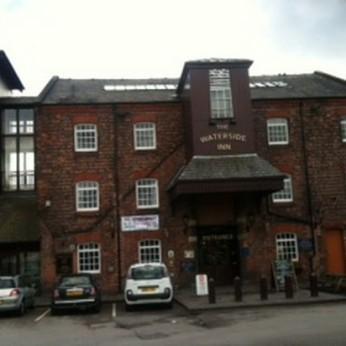 Waterside Inn, Leigh