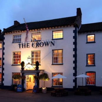 Crown Hotel, Wells-next-the-Sea