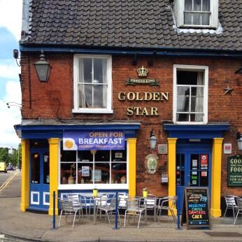 Golden Star, Norwich