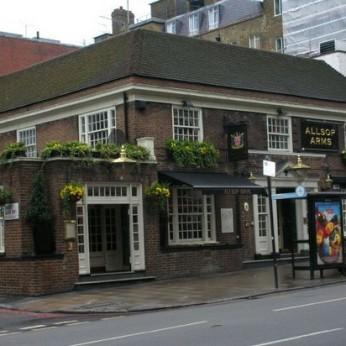 Allsop Arms, London NW1