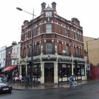Oxford Arms, London NW1