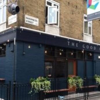 Good Mixer, London NW1