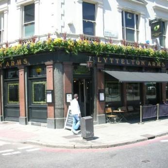 Lyttleton Arms, London NW1