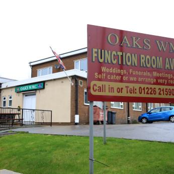 Oaks Working Men's Club, Ardsley
