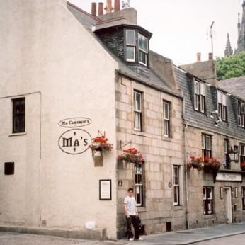 Ma Camerons, Aberdeen