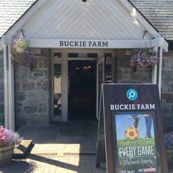 Upper Buckie Farm, Danestone
