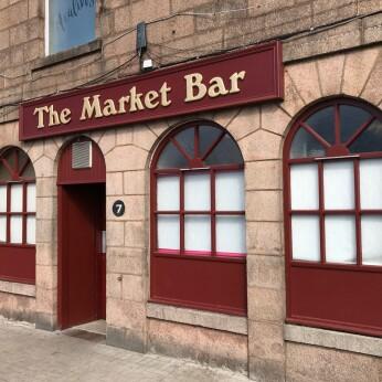 Market Bar, Stonehaven