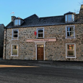 Commercial Hotel, Dufftown