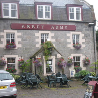 Abbey Arms Hotel, New Abbey