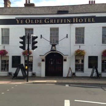 Ye Olde Griffin Hotel, March