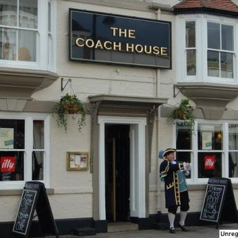 Coach House, St Neots Priory Park