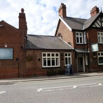 Black Bull Inn, Kirton