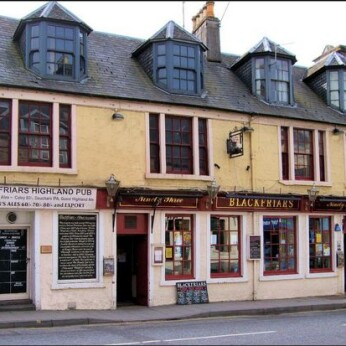 Blackfriars, Inverness