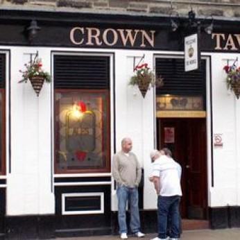 Crown Tavern, Kinghorn