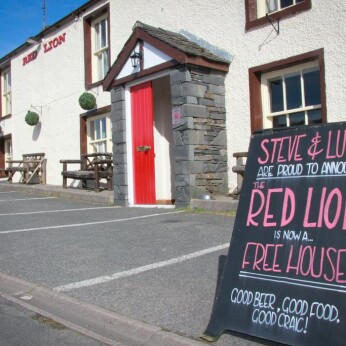 Red Lion, Lowick Bridge