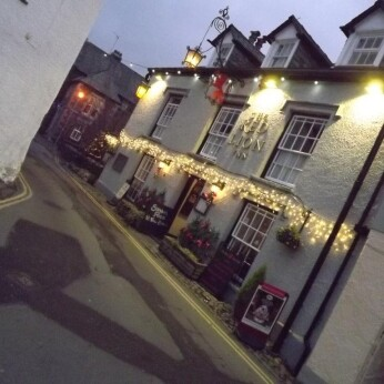 Red Lion Inn, Hawkshead