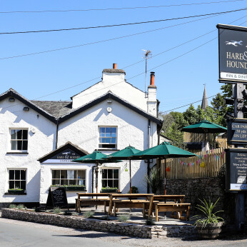 Hare & Hounds, Levens