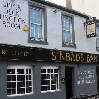 Sinbads, Dunoon