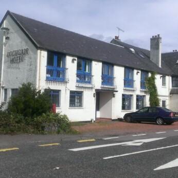 Lochgair Hotel, Lochgair