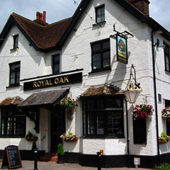 Royal Oak, Crawley Down